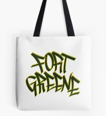 Fort Greene Tote Bag