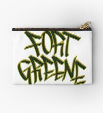 Fort Greene Zipper Pouch