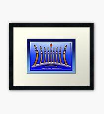 Hanukkah Framed Print