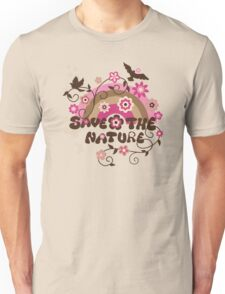 Earthday Save Nature Unisex T-Shirt