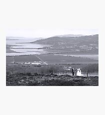 Gaelic Wedding -Donegal Photographic Print