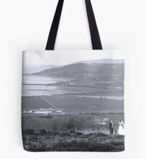 Gaelic Wedding -Donegal Tote Bag