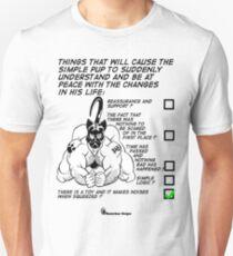 Pup Quiz T-Shirt