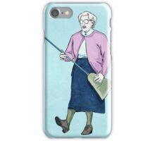 Mrs. Doubtfire. iPhone Case/Skin