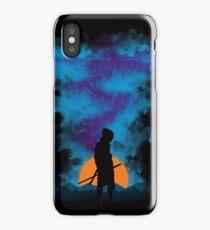 Susanoo Silhouette iPhone Case
