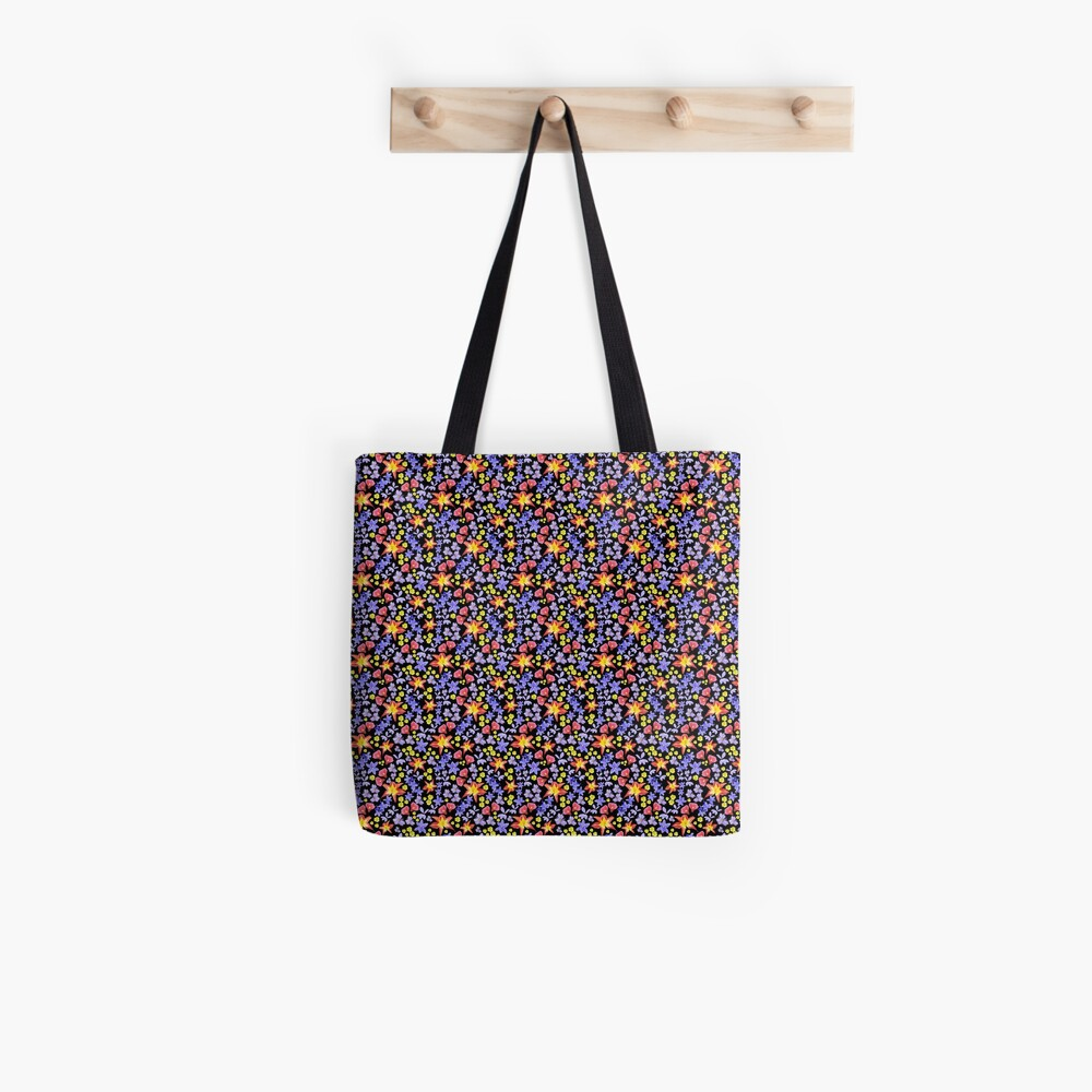 Australian flowers Tote Bag