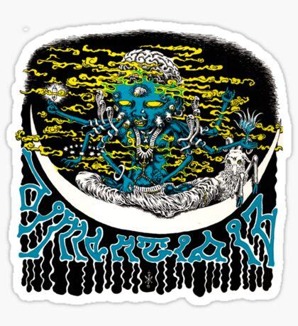 Dimentia 13 first album artwork Sticker