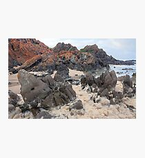 Natural froth, Chris Bell Photographic Print