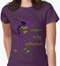 Affectionate Objects Womens Fitted T-Shirt