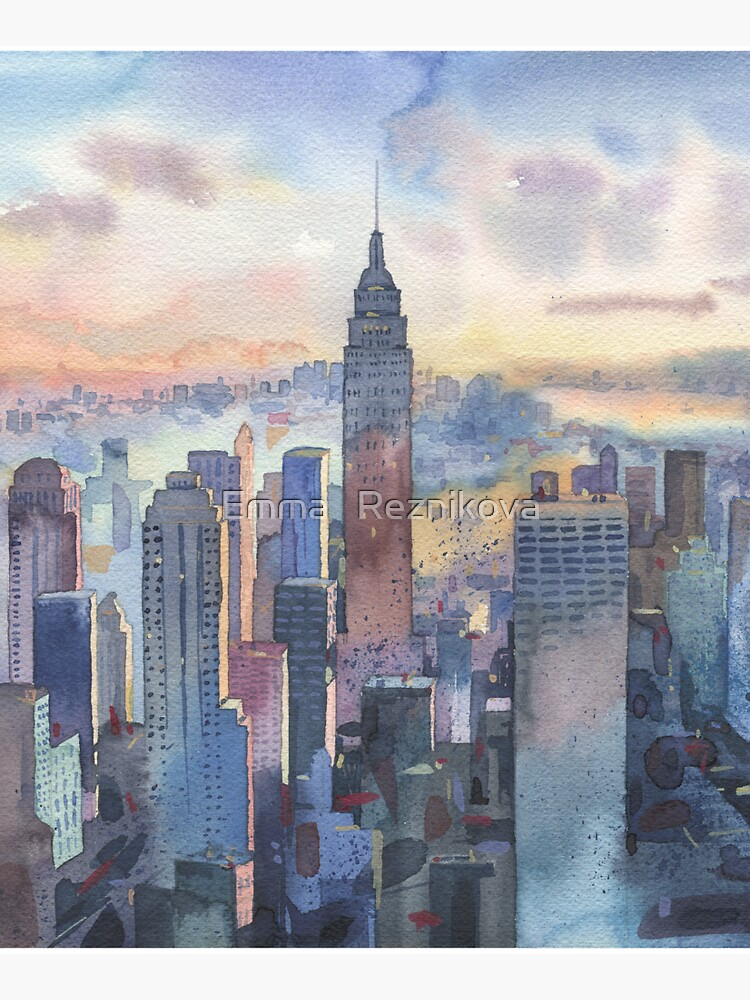 New York by EMMARE