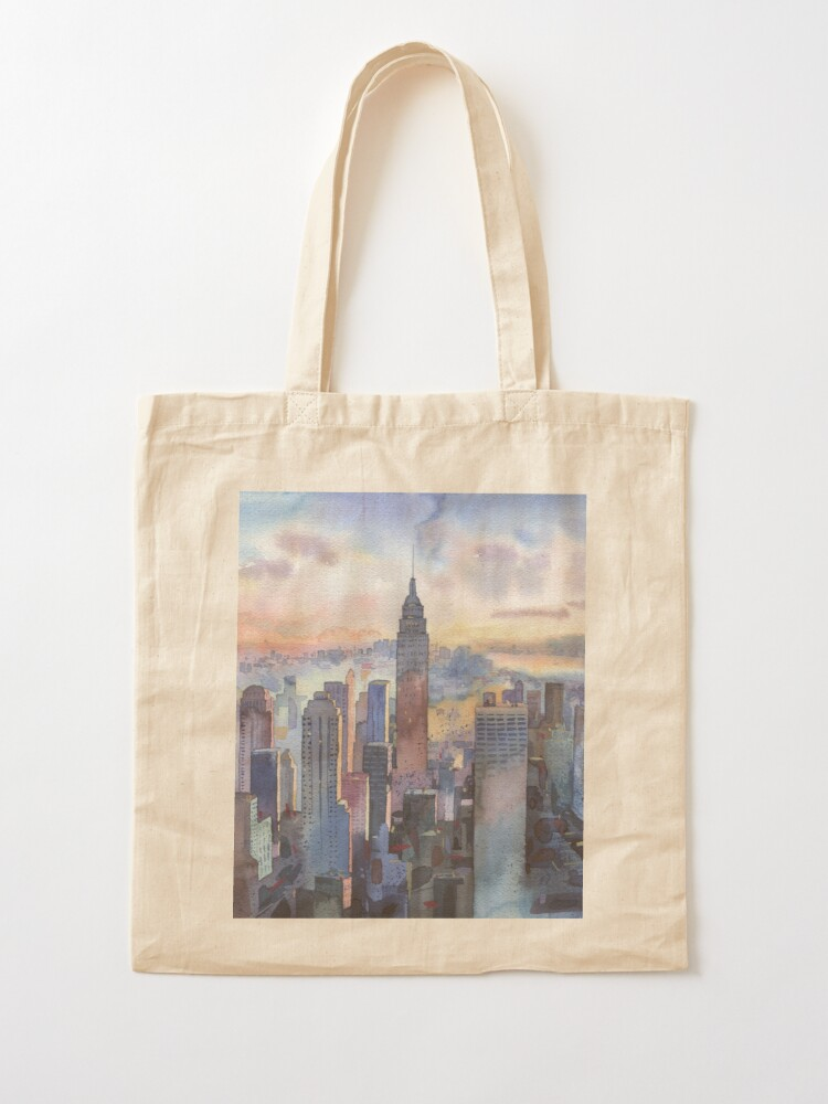 Alternate view of New York Tote Bag
