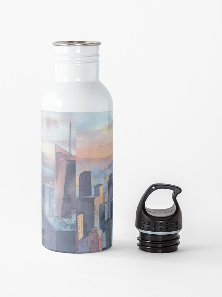 Alternate view of New York Water Bottle