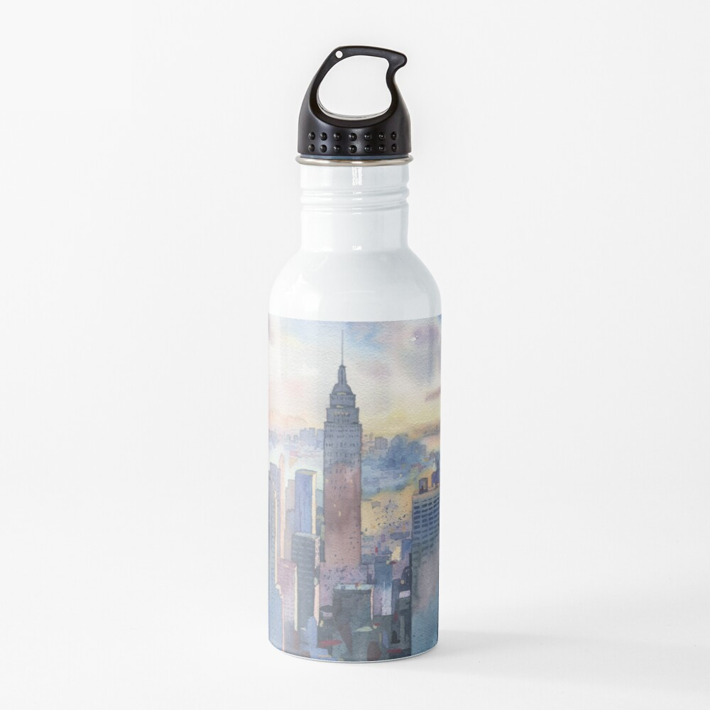New York Water Bottle