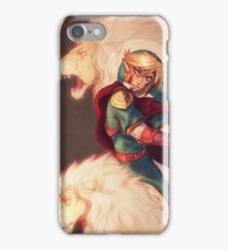 Prince of Lions iPhone Case/Skin
