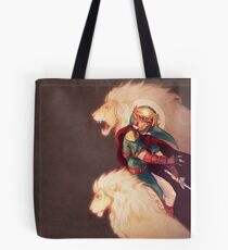Prince of Lions Tote Bag