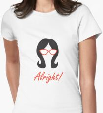 Alright! Women's Fitted T-Shirt