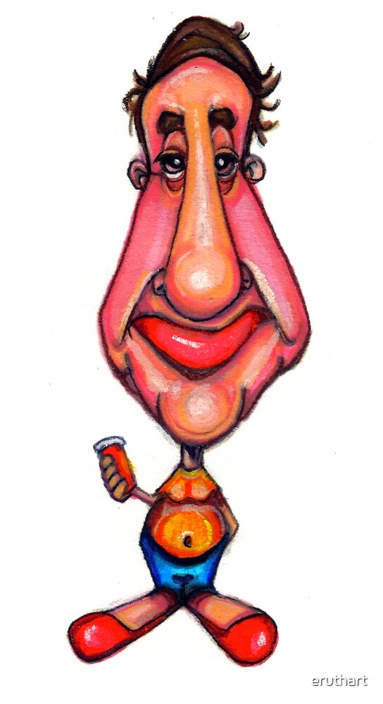 Cartoon No 165 by eruthart