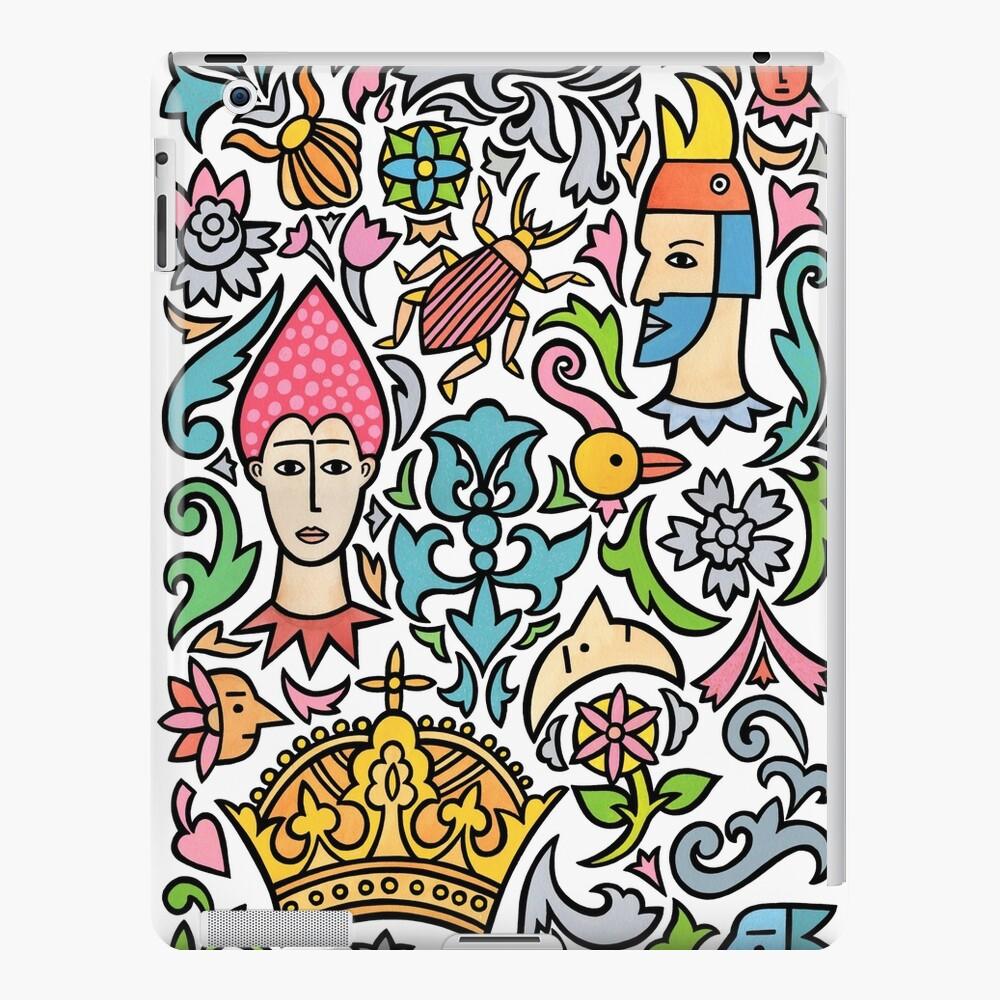 My crown iPad Case & Skin