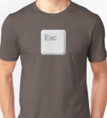 Esc Key T-Shirt