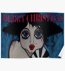 Tullulah / Merry Xmas Poster