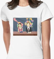 Saturday Night Live S38E10 Women's Fitted T-Shirt