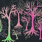 Neon Forest by Paul Summerfield