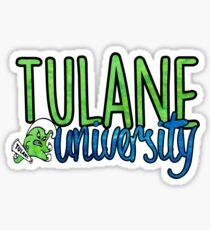 Tulane Two Tone w/ Riptide Sticker