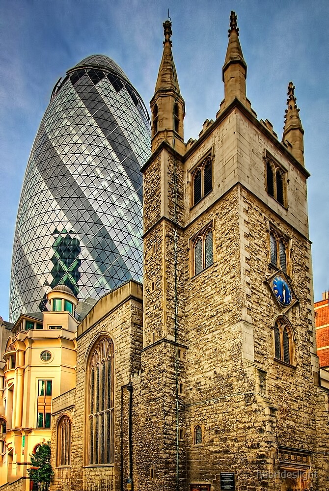 London Old and New by hebrideslight
