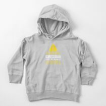 WARNING !: May spontaniously start talking about Augusta Toddler Pullover Hoodie