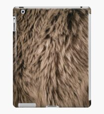 Fluffy Fur iPad Case/Skin