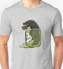 The Terrifying PickleJho Slim Fit T-Shirt