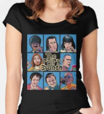 The Pulpy Brunch Women's Fitted Scoop T-Shirt