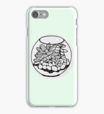 Fred the Succulent iPhone Case/Skin