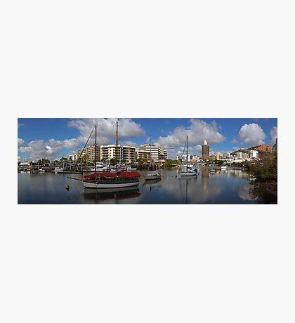 Ross Creek - Townsville Photographic Print