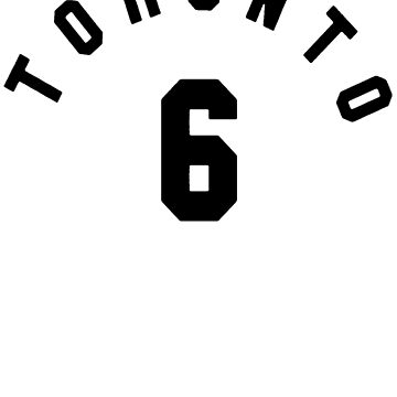 Toronto 6 [Black] by scarammanga