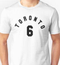 Toronto 6 [Black] T-Shirt