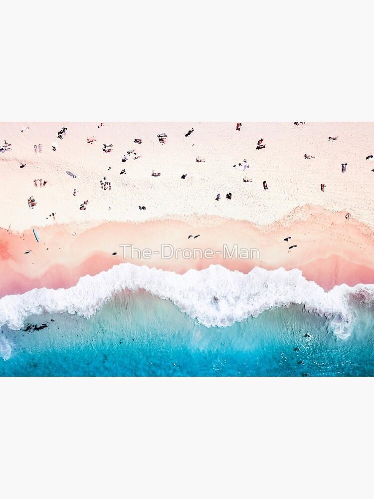 Aerial Sandy Beach by The-Drone-Man