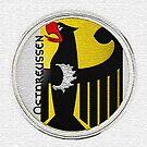 Ostpreussen...East  Prussia ... German heritage symbolism by edsimoneit