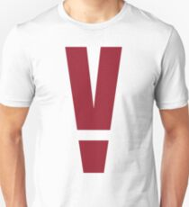 "Metal Gear Solid - ""V"" Alarm Unisex T-Shirt"