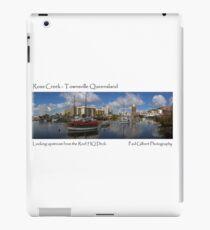 Ross Creek – Townsville iPad Case/Skin