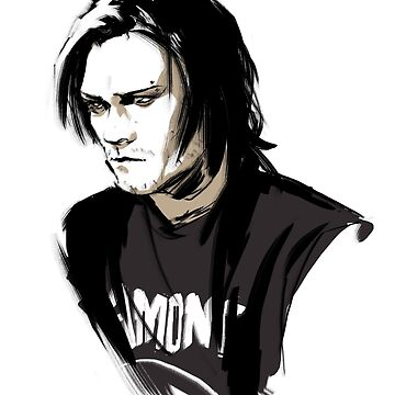 Supernatural - Punk!Sam by feredir