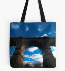 Split Screen Tote Bag