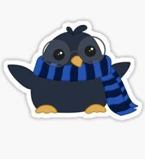 Witty little birdy Sticker