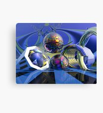 Playstation Canvas Print