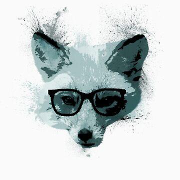 It's a Pixel Nerd Fox by TEALfoxy