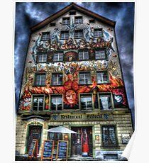 Where Wizards Dine (aka Restaurant Fritschi) Poster