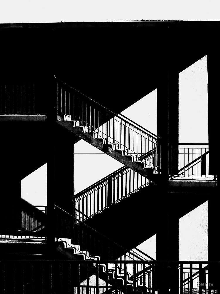 The Shape of Shadows.. by Berns