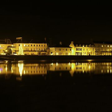 Barnstaple at Night by pc5303