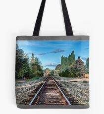 Union Pacific Railroad Tote Bag