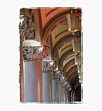 Martin Place Post Office Photographic Print